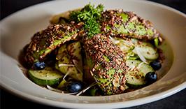 avocado seed salad